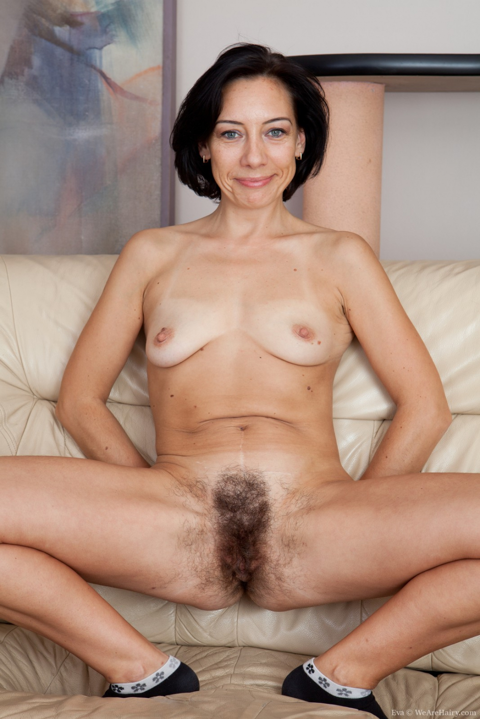 Girl with hairy pussy spread you have