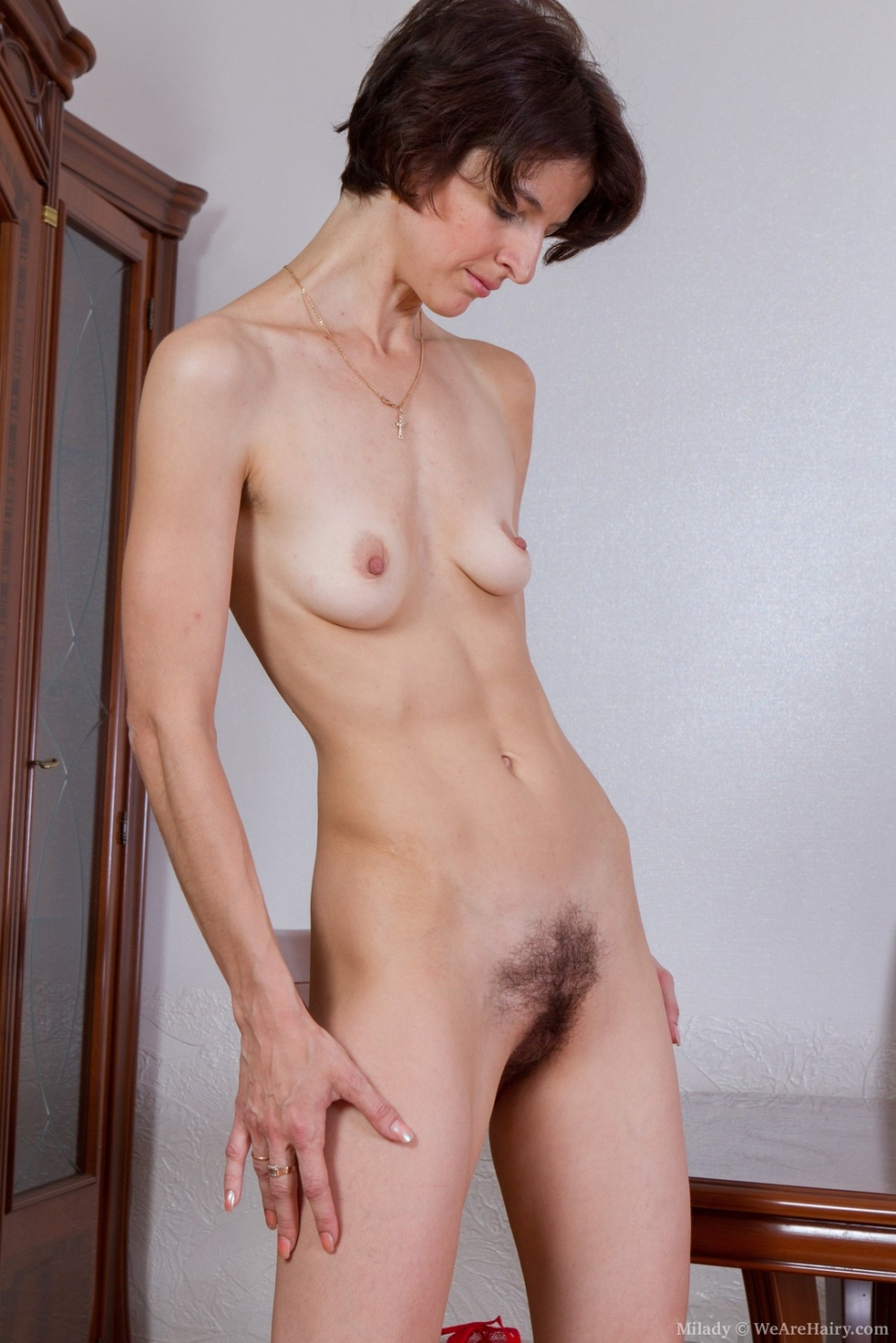Women tall hairy nude mature